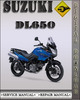 Thumbnail 2004 Suzuki DL650 Factory Service Repair Manual
