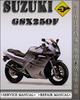 Thumbnail Suzuki GSX250F Factory Service Repair Manual