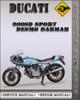 Thumbnail Ducati 900SD Sport Desmo Darmah Factory Service Repair Manual