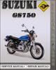 Thumbnail 1976 Suzuki GS750 Factory Service Repair Manual