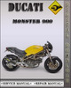 Thumbnail Ducati Monster 900 Factory Service Repair Manual