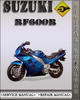 Thumbnail 1993-1997 Suzuki RF600R Factory Service Repair Manual 1994 1995 1996