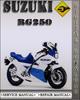 Thumbnail 1987-1988 Suzuki RG250 Factory Service Repair Manual