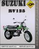 Thumbnail 1972-1981 Suzuki RV125 Factory Service Repair Manual 1973 1974 1975 1976 1977 1978 1979 1980