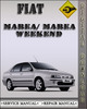 Thumbnail 1996-1998 Fiat Marea & Marea Weekend Factory Service Repair Manual 1997
