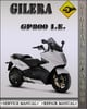 Thumbnail 2007-2009 Gilera GP800 I.E. Factory Service Repair Manual 2008