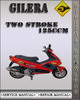Thumbnail Gilera Two stroke 125ccm models Factory Service Repair Manual