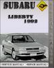 Thumbnail 1992 Subaru Liberty Factory Service Repair Manual