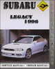 Thumbnail 1996 Subaru Legacy Factory Service Repair Manual