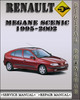 Thumbnail 1995-1999 Renault Megane Scenic Factory Service Repair Manual 1996 1997 1998