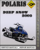 Thumbnail 2005 Polaris Deep Snow Factory Service Repair Manual
