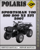 Thumbnail 2007 Polaris Sportsman 700 800 800 x2 EFI Factory Service Repair Manual