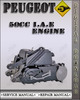Thumbnail Peugeot 50cc I.A.E Engine Factory Service Repair Manual