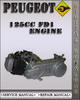 Thumbnail Peugeot 125cc FD1 Engine Factory Service Repair Manual