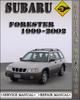 Thumbnail 1999-2002 Subaru Forester Factory Service Repair Manual 2000 2001