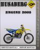 Thumbnail 2005 Husaberg Engine Factory Service Repair Manual