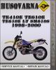 Thumbnail 1998-2000 Husqvarna TE410E TE610E TE610E LT SM610S Factory Service Repair Manual 1999