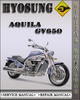 Thumbnail Hyosung Aquila GV650 Factory Service Repair Manual