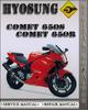 Thumbnail Hyosung Comet 650S Comet 650R Factory Service Repair Manual