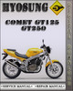 Thumbnail Hyosung Comet GT 125 250 Factory Service Repair Manual