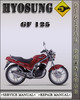 Thumbnail Hyosung GF125 GF 125 Factory Service Repair Manual