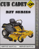 Thumbnail Cub Cadet RZT Series Zero Turn Factory Service Repair Manual