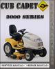 Thumbnail Cub Cadet 3000 Series Factory Service Repair Manual