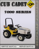 Thumbnail Cub Cadet 7000 Series Compact Tractor Factory Service Repair Manual