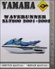 Thumbnail 2001-2002 Yamaha WaveRunner XLT800 Factory Service Repair Manual