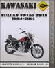 Thumbnail 1984-2001 Kawasaki Vulcan VN750 Twin Factory Service Repair Manual 1985 1986 1987 1988 1989 1990 1991 1992 1993 1994 1995 1996 1997 1998 1999 2000