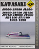 Thumbnail 1992-1998 Kawasaki JS550 JF650 JL650 JS650 JS750 JH750 JT750 JH900 JT900 JH1100 JT1100 Factory Service Repair Manual 1993 1994 1995 1996 1997
