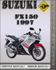 Thumbnail 1997 Suzuki FX150 Factory Service Repair Manual