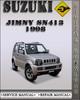 Thumbnail 1998 Suzuki Jimny SN413 Factory Service Repair Manual