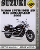 Thumbnail 2005 Suzuki VZ800 Intruder K5 M50 Boulevard Factory Service Repair Manual