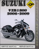 Thumbnail 2006-2009 Suzuki VZR1800 Factory Service Repair Manual 2007 2008