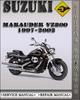 Thumbnail 1997-2002 Suzuki Marauder VZ800 Factory Service Repair Manual 1998 1999 2000 2001