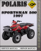 Thumbnail 1997 Polaris Sportsman 500 Factory Service Repair Manual