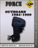 Thumbnail 1984-1999 Force Outboard Service Repair Manual 1985 1986 1987 1988 1989 1990 1991 1992 1993 1994 1995 1996 1997 1998