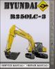 Thumbnail Hyundai R250LC-3 Crawler Excavator Factory Service Repair Manual