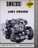 Thumbnail Isuzu 4JB1 4JA1 4JB1T 4JB1TC Engine Factory Service Repair Manual