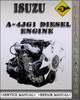 Thumbnail Isuzu A-4JG1 Industrial Diesel Engine Factory Service Repair Manual