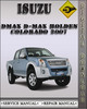 Thumbnail 2007 Isuzu Dmax D-Max Holden Colorado Factory Service Repair Manual