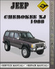 Thumbnail 1988 Jeep Cherokee XJ Factory Service Repair Manual