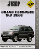 Thumbnail 2001 Jeep Grand Cherokee WJ Factory Service Repair Manual