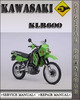 Thumbnail 1984 Kawasaki KLR600 Factory Service Repair Manual