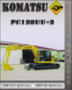 Thumbnail Komatsu PC128UU-2 Factory Shop Service Repair Manual