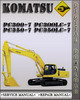 Thumbnail Komatsu PC300-7 PC300LC-7 PC350-7 PC350LC-7 Factory Shop Service Repair Manual