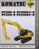 Thumbnail Komatsu PC200-8 PC200LC-8 PC220-8 PC220LC-8 Hydraulic Excavator Factory Shop Service Repair Manual