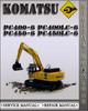 Thumbnail Komatsu PC400-6 PC400LC-6 PC450-6 PC450LC-6 Factory Shop Service Repair Manual