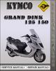Thumbnail Kymco Grand Dink 125 150 Factory Service Repair Manual